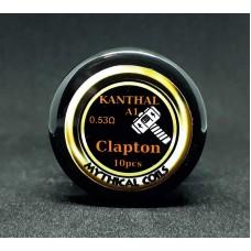 Έτοιμες αντιστασεις  Clapton Kanthal A1 by Mythical Coil