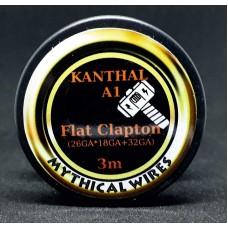 Σύρμα Flat Clapton KANTHAL A1 Mythical Wires 3m