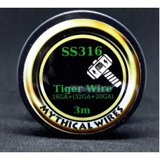 Σύρμα Tiger SS316 Mythical Coils 3m